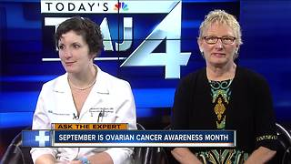 Ask the Expert: Ovarian Cancer Awareness Month - Video
