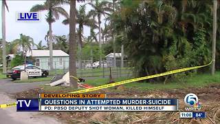 Woman shot by deputy in critical but stable condition - Video