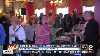 Try a new restaurant during Baltimore County Restaurant Week - Video