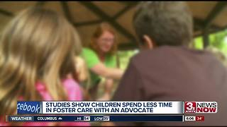 Advocates needed for abused and neglected children
