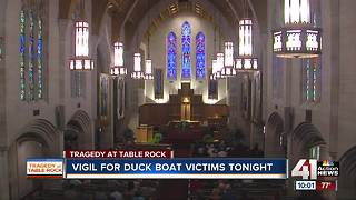 Duck-boat victims remembered at College of the Ozarks memorial service