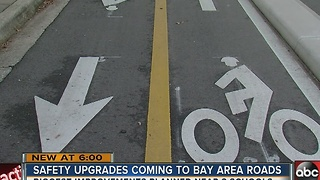Road improvements could fix school sidewalks - Video