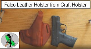 Falco Holster from Craft Holster