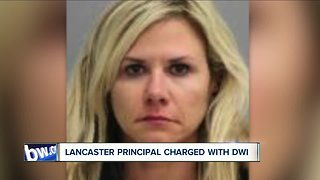 Elementary school principal charged with DWI