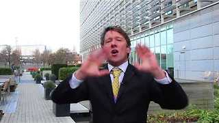 Jonathan Pie Wants Apology From Trump for Britain First Retweets - Video
