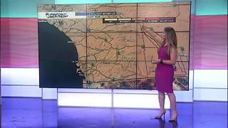 Meteorologist Angelica Campos explains our Drought - Video