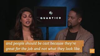 Priyanka Chopra talks about diversity in Hollywood: 'It should be our normal' | Hot Topics - Video