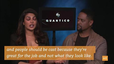 Priyanka Chopra talks about diversity in Hollywood: 'It should be our normal' | Hot Topics