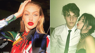 Gigi Hadid WARNS Little Brother Anwar Hadid About Kendall Jenner! - Video