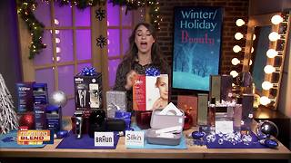Winter Beauty Tips and Holiday Giftsi - Video