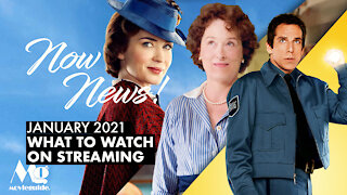 What To Watch On Streaming January 2021!