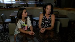 Key West family sheltered in Boca, eagerly awaits news, return home - Video