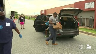Feeding the community, United Way partners with businesses to feed those in need