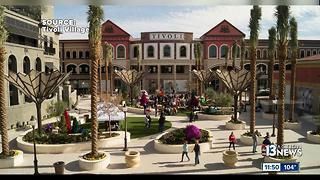 Noel Casimiro talks about Project 150 at Tivoli Village - Video