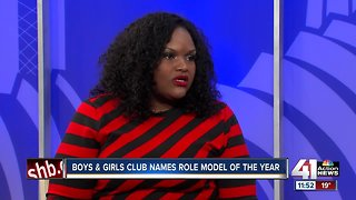 Boys and Girls Club names Role Model of the Year