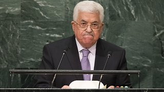 Abbas: Oslo Accord 'Killed,' But 2-State Solution Hopes Still Alive - Video