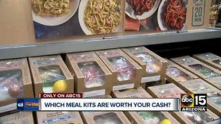 Which meal kits will cost you the most and which will taste best? - Video