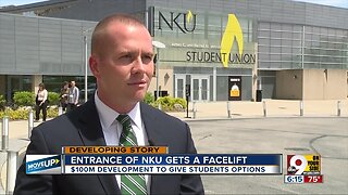 NKU's green space to become a gateway