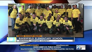 Good morning from Bakersfield Elementary School! - Video