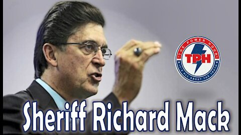 Sheriff Richard Mack - The Way to Victory for State Sovereignty