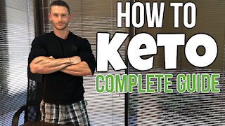 How to Do a Keto Diet - The Complete Guide by Thomas DeLauer