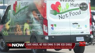 'Starve Hunger, Not Food' coming to some BCSD schools