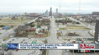 Douglas County Board still deciding how to spend $166 million