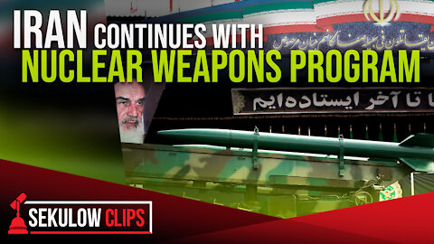 Iran Continues with Nuclear Weapons Program