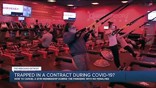 Trapped in a contract during COVID-19?