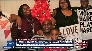 Crutcher family starts foundation - Video