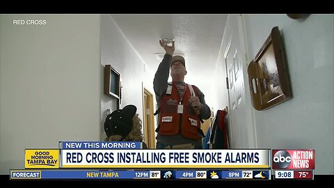Volunteers needed to install smoke alarms for people in need
