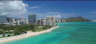 Hawaii officials encourage people to work remotely from the islands