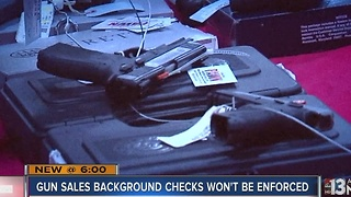 Nevada attorney general says new background check law is a no go - Video