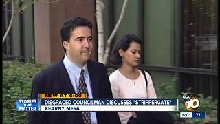 Former San Diego City Councilman discusses 'StripperGate' scandal - Video