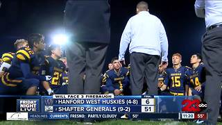 Friday Night Live Varsity High School Football - Quarterfinals - Video