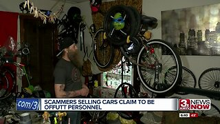 Scammers Selling Cars Claim to be Offutt Personnel