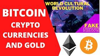 Bitcoin, cryptocurrencies and gold, fourth video
