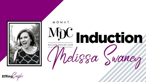 Melissa Swaney Joins the MONAT MILLION DOLLAR CLUB! // MDC Jacket Presentation