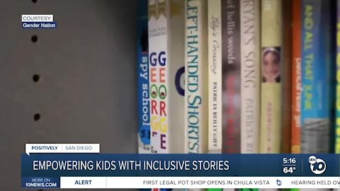 Empowering kids with inclusive stories