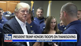 CNN Brings on Retired General Who Slams Trump's Thanksgiving Day Message to Troops - Video