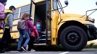 What's The Risk Of Riding The School Bus?