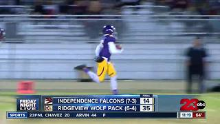 Friday Night Live Varsity High School Football - Week 11 - Video