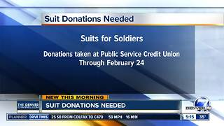 Suits for Soldiers - Video