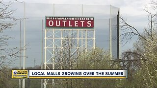 Local malls growing over the summer