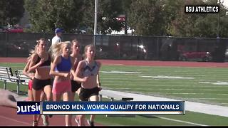 Broncos set for Nationals - Video