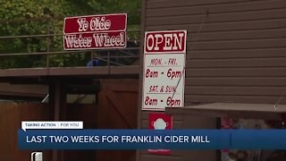 Franklin Cider Mill