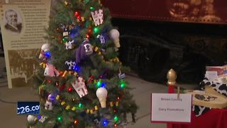Festival of Trees returns to Ashwaubenon - Video