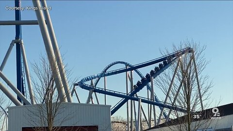 Orion giga coaster completes first test run