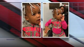 Police search for parents of young girl found wandering late Thursday night