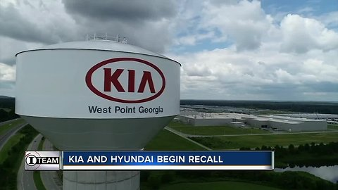 Hyundai, Kia recall tens of thousands of vehicles following ABC Action News investigation